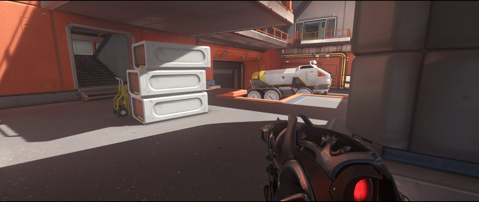 Left+side+boxes+defense+sniping+spot+Widowmaker+Horizon+Lunar+Colony+Overwatch