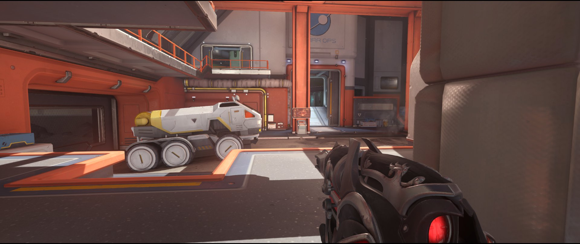 Boxes+left+side+view+1+defense+sniping+spot+Widowmaker+Horizon+Lunar+Colony+Overwatch