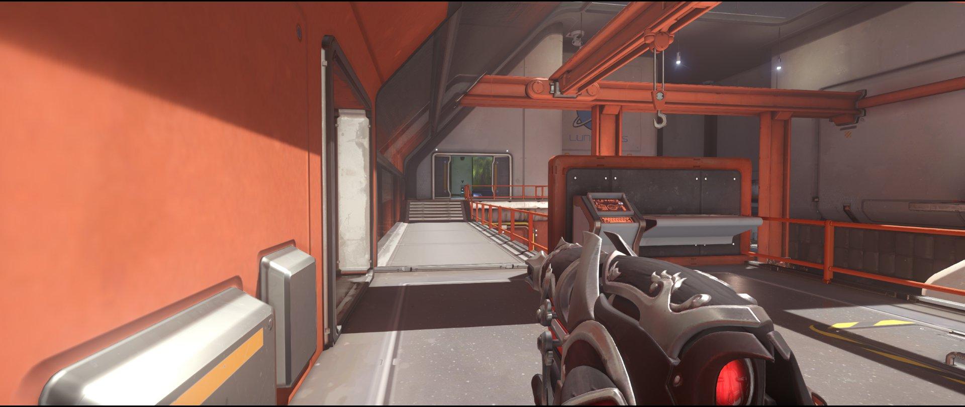 Left+high+ground+defense+sniping+spot+Widowmaker+Horizon+Lunar+Colony+Overwatch