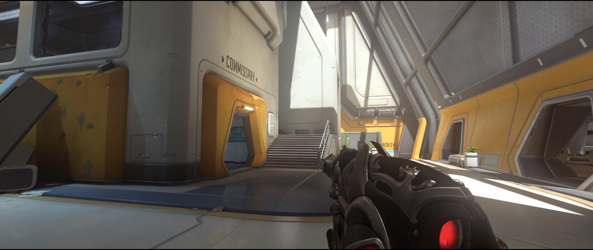 Upper+area+attack+sniping+spot+Widowmaker+Horizon+Lunar+Colony+Overwatch
