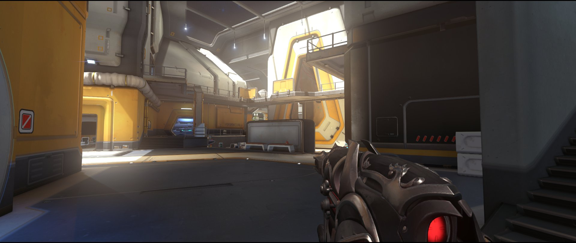 Space+connector+attack+sniping+spot+Widowmaker+Horizon+Lunar+Colony+Overwatch