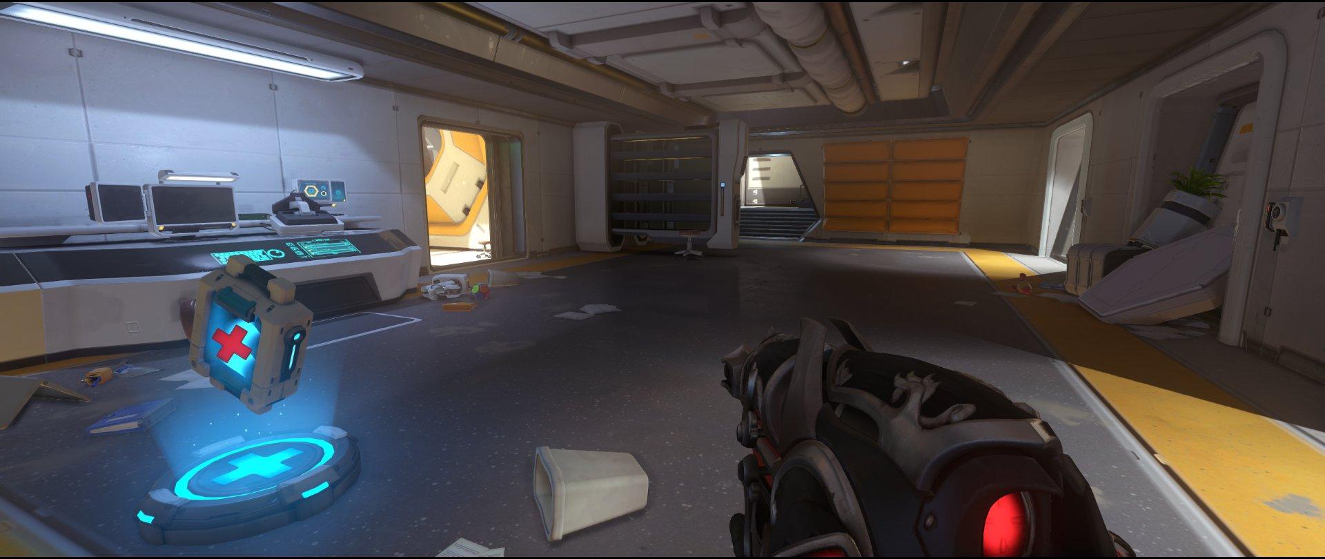 Flankroom+attack+sniping+spot+Widowmaker+Horizon+Lunar+Colony+Overwatch