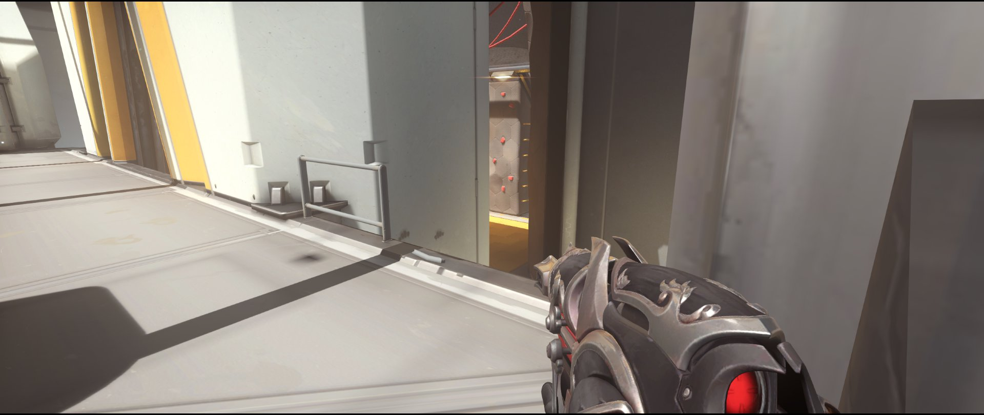 Right+side+Catwalk+to+point+attack+sniping+spot+Widowmaker+Horizon+Lunar+Colony+Overwatch