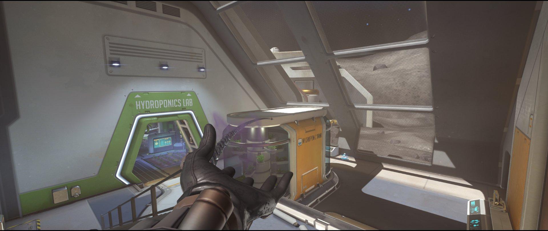 Tank+attack+sniping+spot+Widowmaker+Horizon+Lunar+Colony+Overwatch