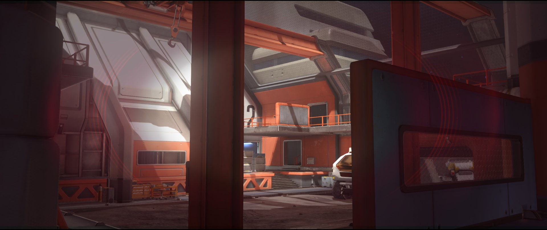 Connector+high+ground+view+attack+sniping+spot+Widowmaker+Horizon+Lunar+Colony+Overwatch