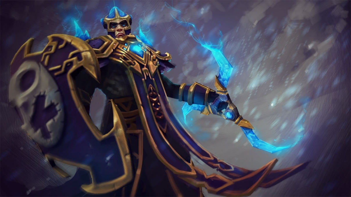 Heirlooms of Aeol Drias loading screen for Silencer - Valve