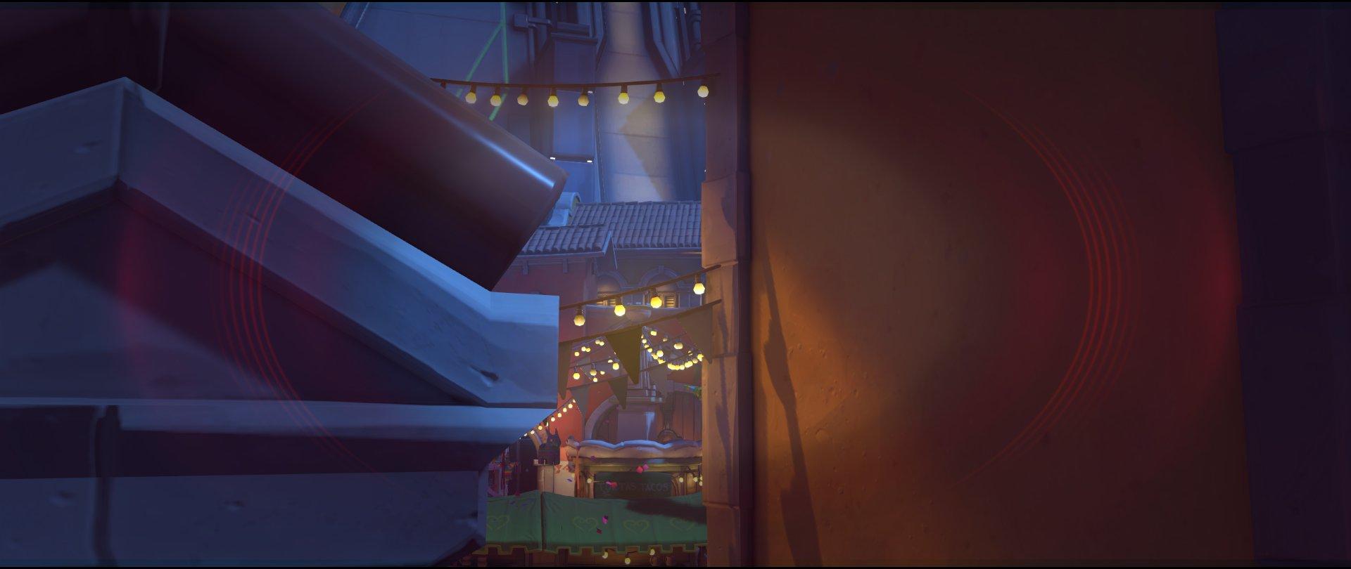 Lounge view to Door attack sniping spot Widowmaker Dorado.jpg