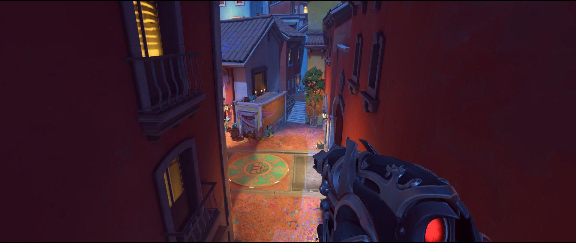 Long flank view attack sniping spot Widowmaker Dorado.jpg