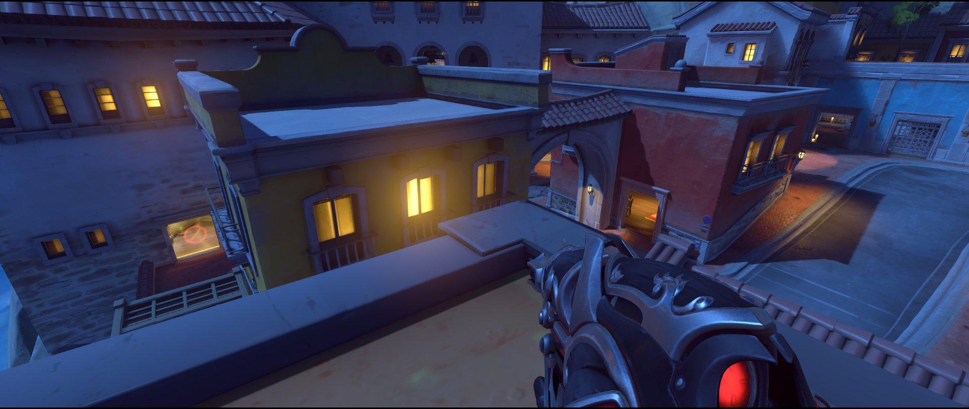 White rooftop defense sniping spot Widowmaker Dorado.jpg