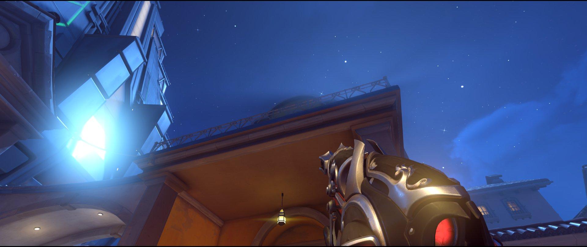 Church attack sniping spot Widowmaker Dorado.jpg