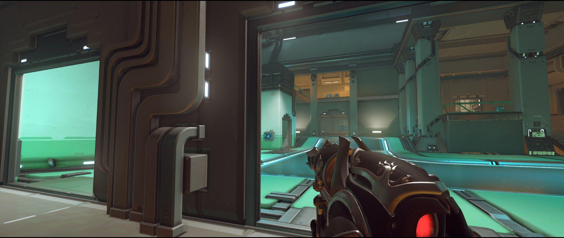 Warehouse attack sniping spot Widowmaker Dorado.jpg