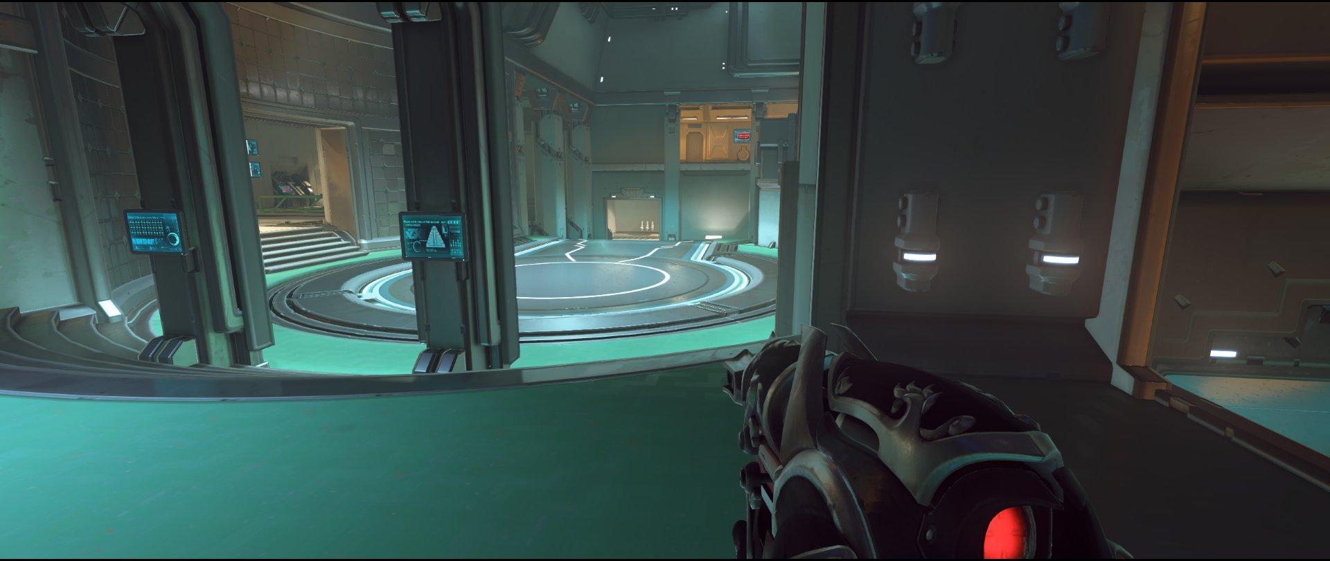 Ops attack sniping spot Widowmaker Dorado.jpg