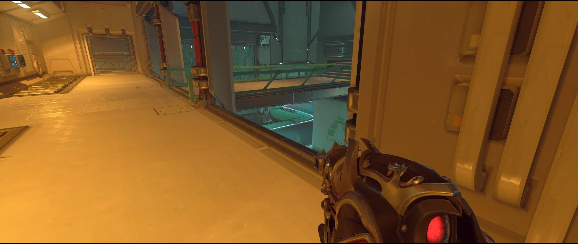 Halls high ground defense sniping spot Widowmaker Dorado.jpg