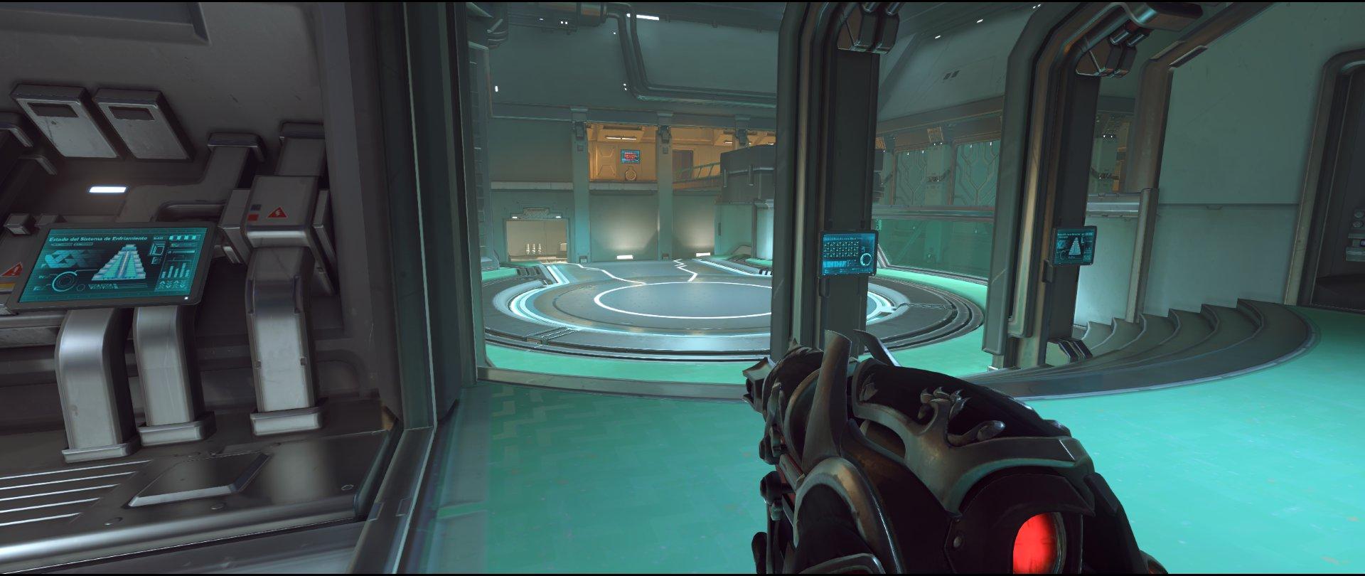 Ops defense sniping spot Widowmaker Dorado.jpg