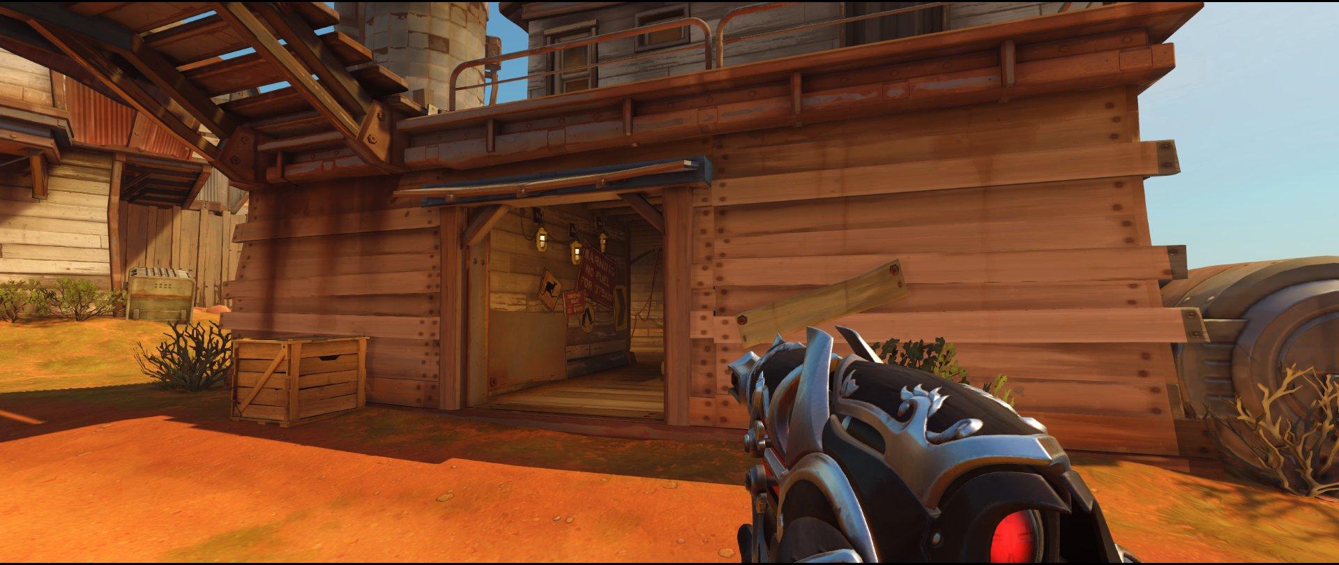 Appartment ground level defense Widowmaker sniping spot Junkertown.jpg