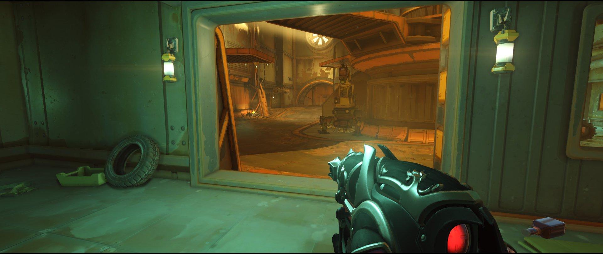 Link defense Widowmaker sniping spot Junkertown.jpg