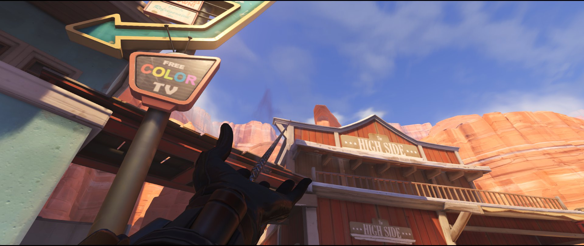 To Pub attack sniping spot Widowmaker Route 66.jpg