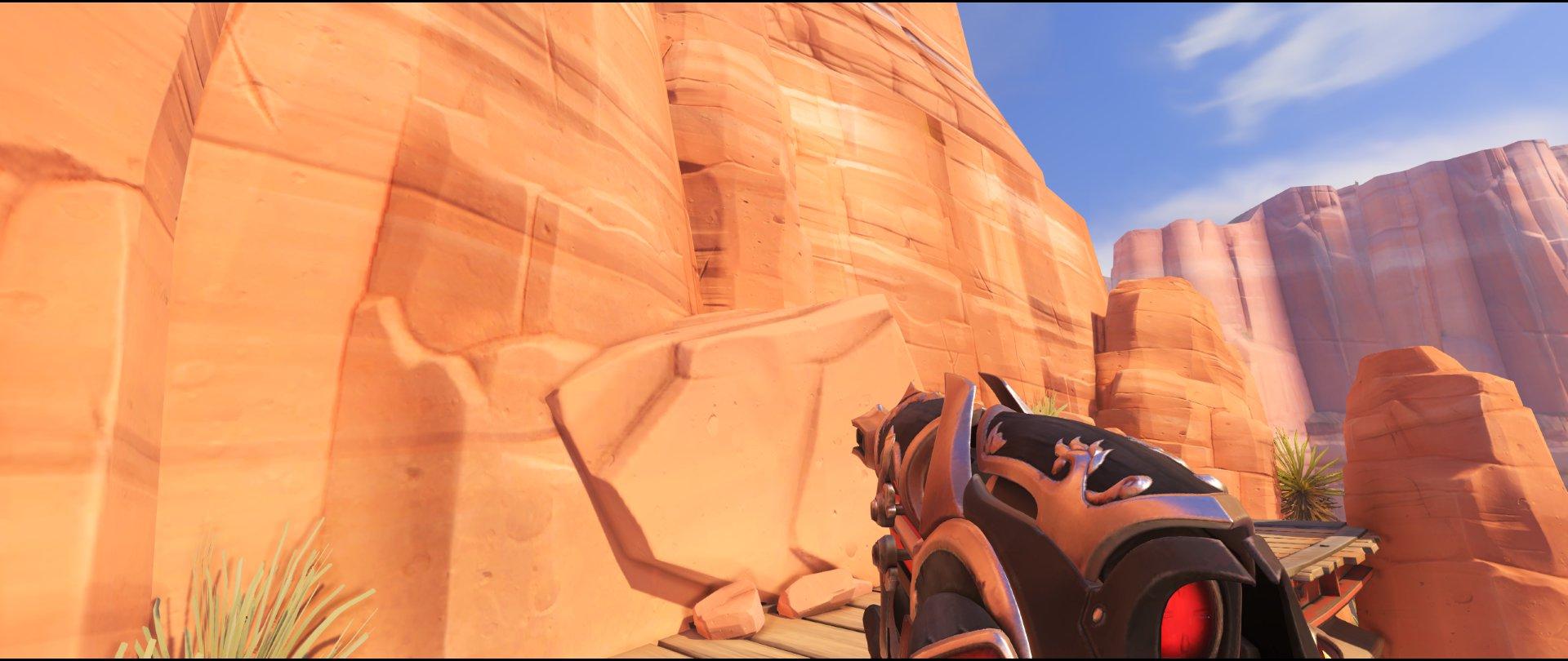 Rock on Catwalk defense sniping spot Widowmaker Route 66.jpg