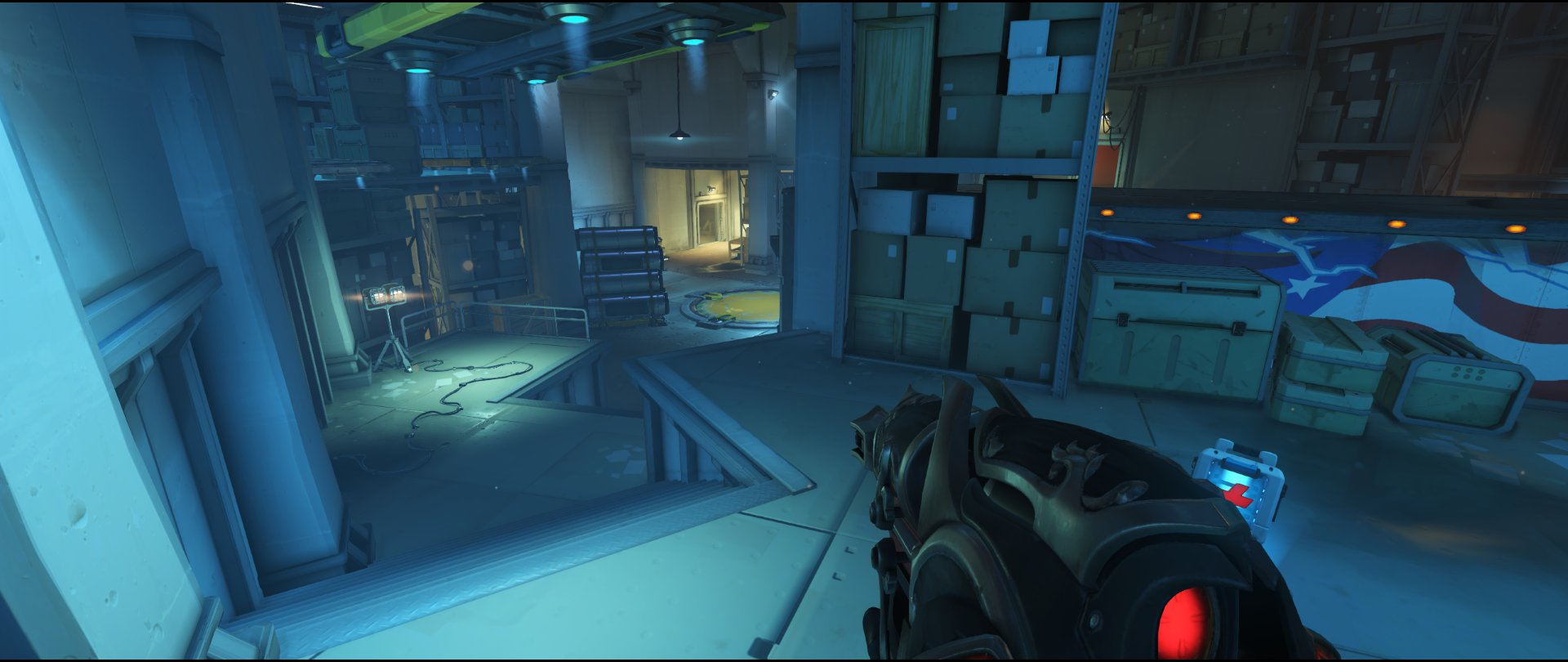 Ground level back attack sniping spot Widowmaker Route 66.jpg