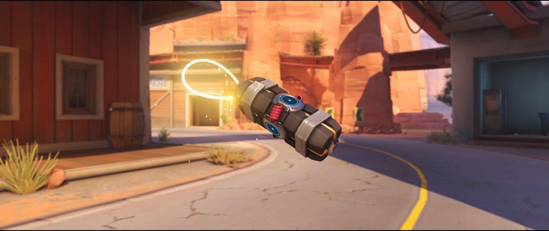 Gangster dynamite legendary skin Ashe Overwatch.jpg