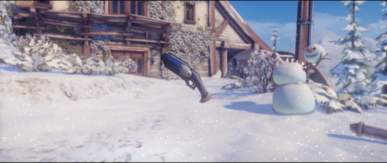 Winter coach gun epic Ashe skin Winter Wonderland.jpg