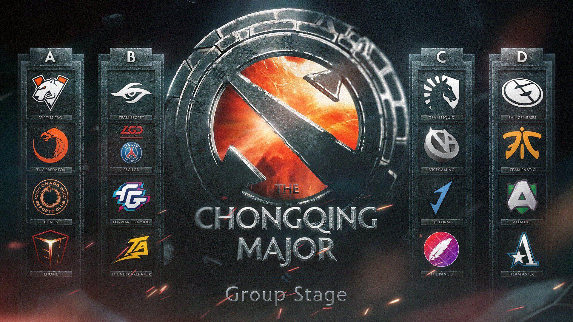 Groups - The Chongqing Major 2019 - StarLadder