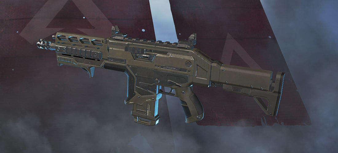 Hemlok assault rifle Apex Legends