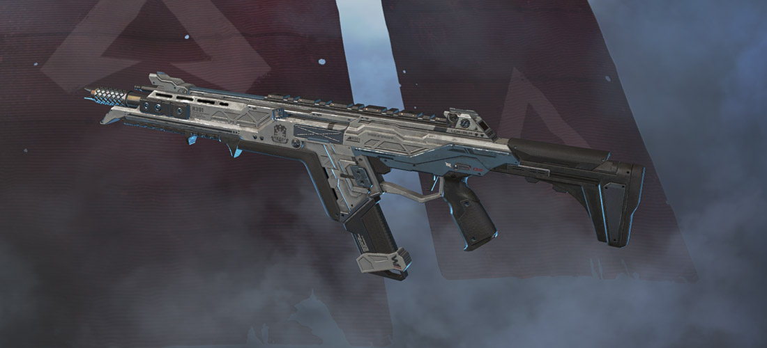 R-301 assault rifle Apex Legends