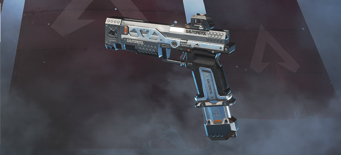 RE-45 pistol Apex Legends
