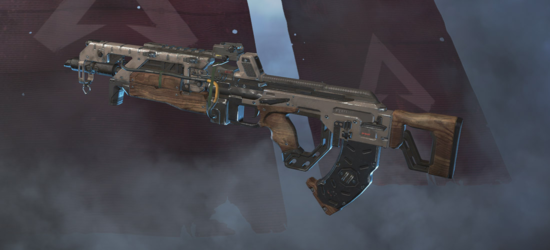 Flatline assault rifle Apex Legends
