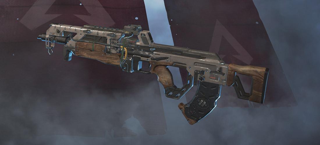 Плоская штурмовая винтовка Apex Legends
