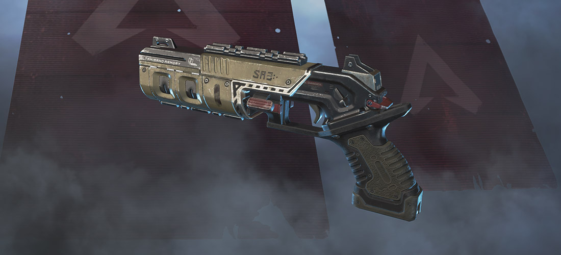 Mozambique shotgun Apex Legends