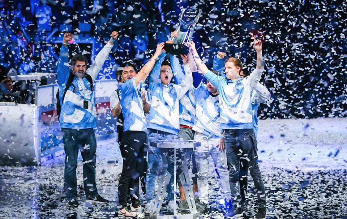 Cloud9 won ELEAGUE Major: Boston 2018 - Image: ELEAGUE