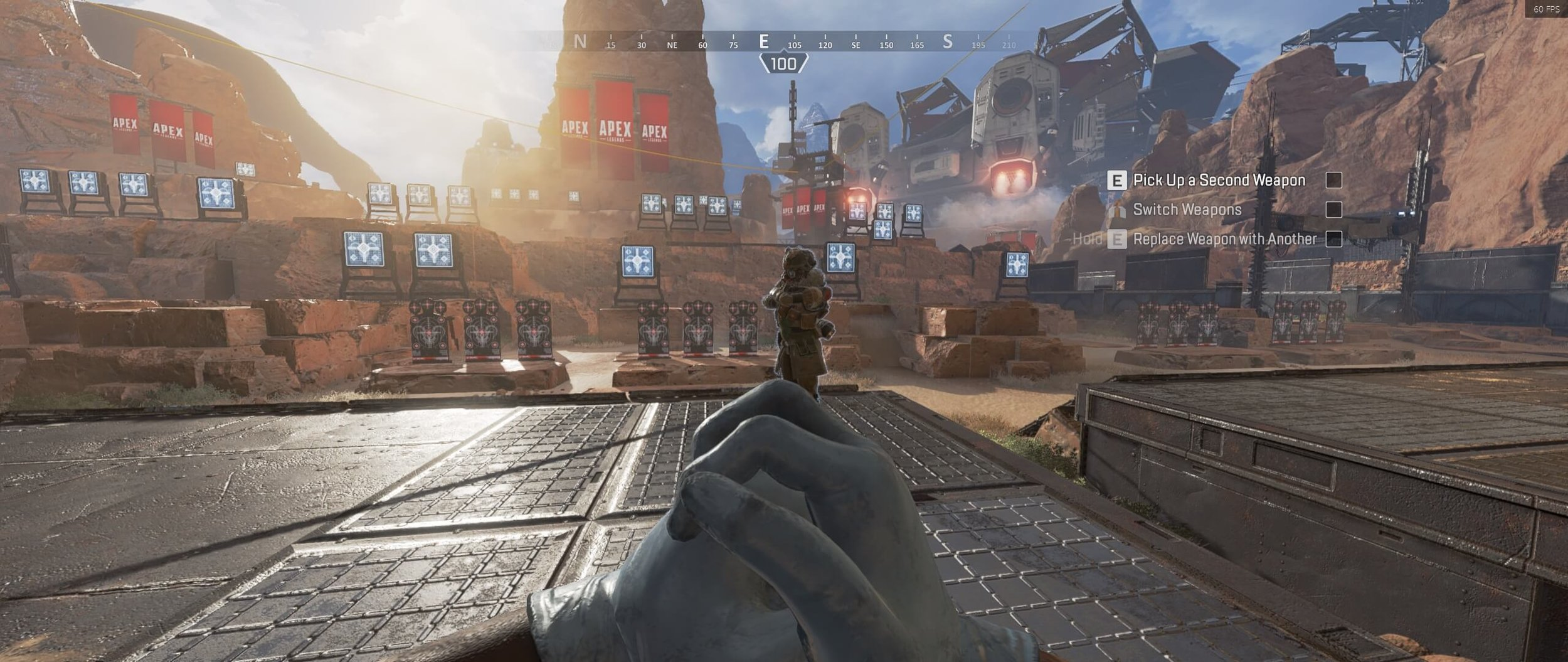 The best FoV (Field of View) for Apex Legends | Esports Tales