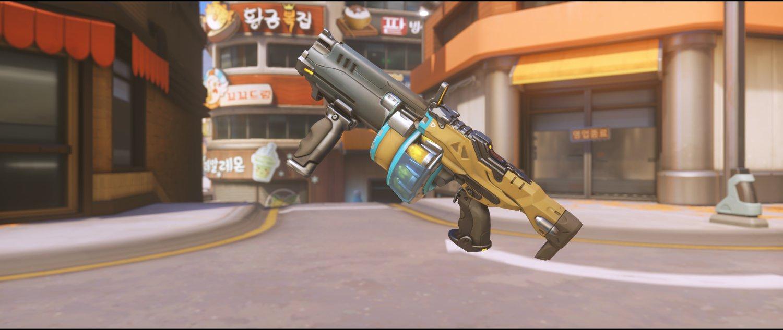 Ble gun front rare skin Baptiste Overwatch.jpg
