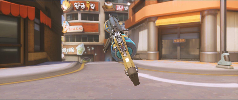 Ble gun back rare skin Baptiste Overwatch.jpg