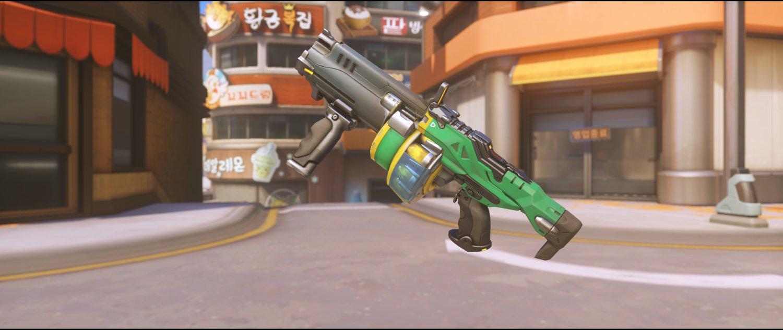 Vet gun front rare skin Baptiste Overwatch.jpg