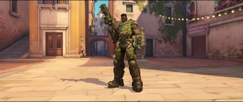 Camouflage front epic skin Baptiste Overwatch.jpg