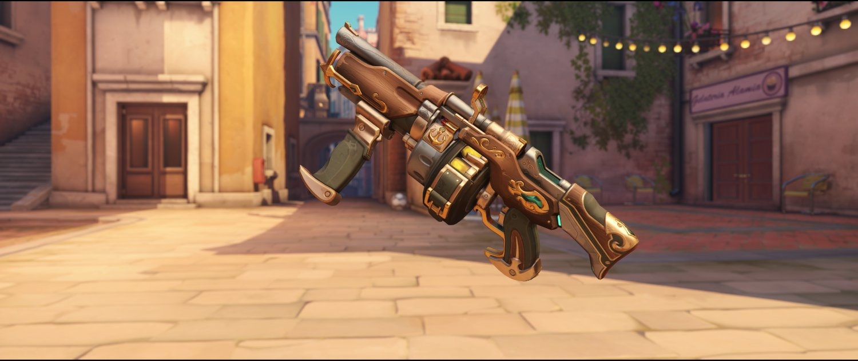 Buccaneer gun front legendary skin Baptiste Overwatch.jpg