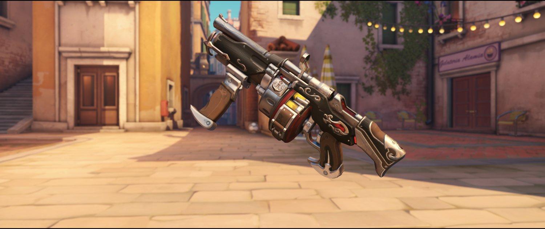 Pirate gun front legendary skin Baptiste Overwatch.jpg