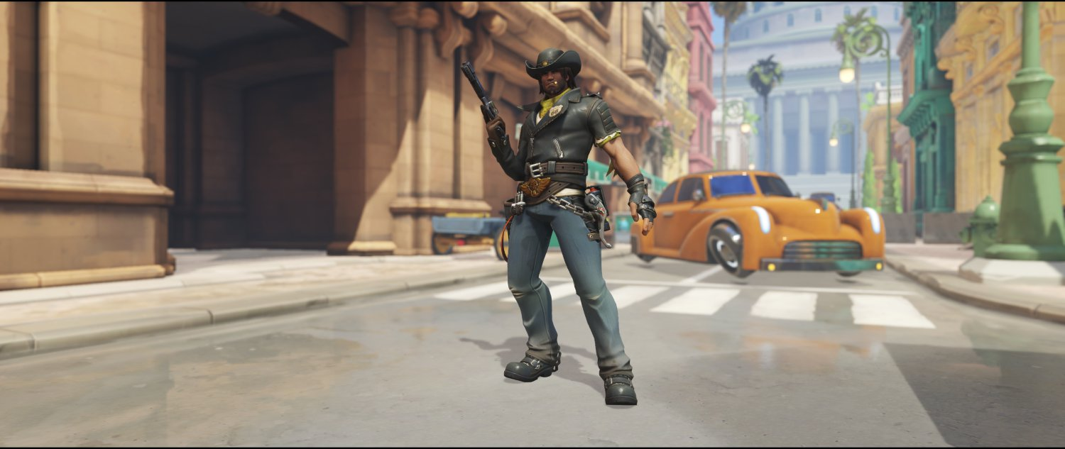 Deadlock front legendary Archives skin McCree Overwatch.jpg