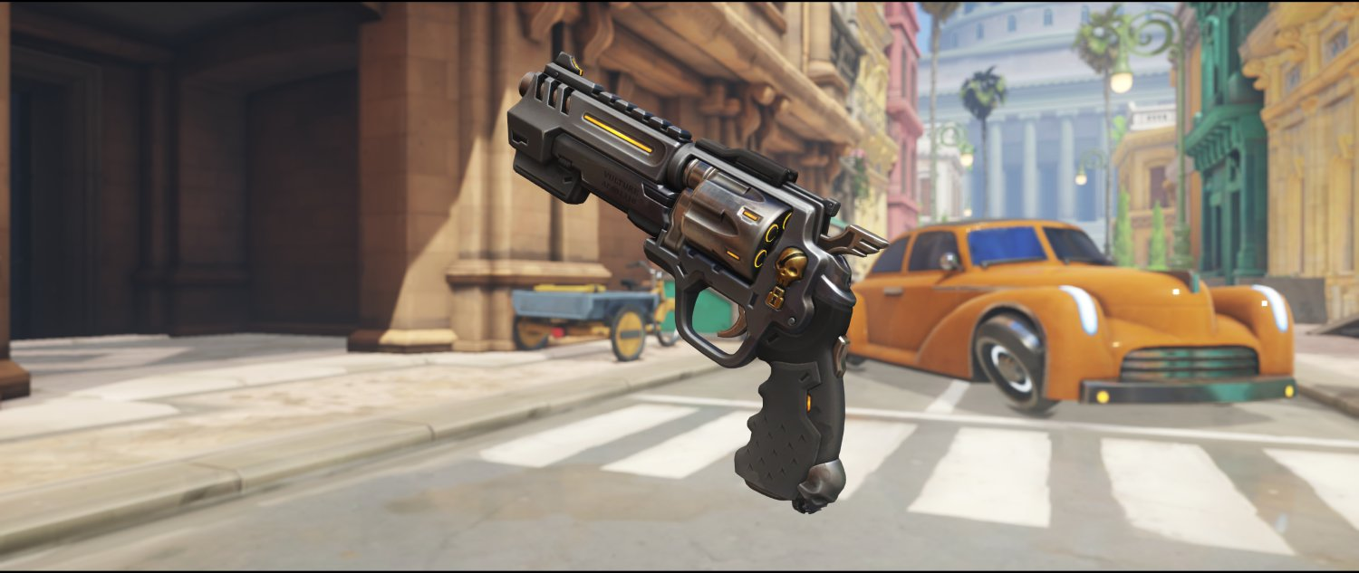 Deadlock pistol legendary Archives skin McCree Overwatch.jpg