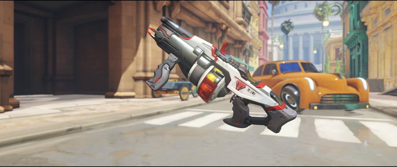 Talon gun front legendary Archives skin Baptiste Overwatch.jpg