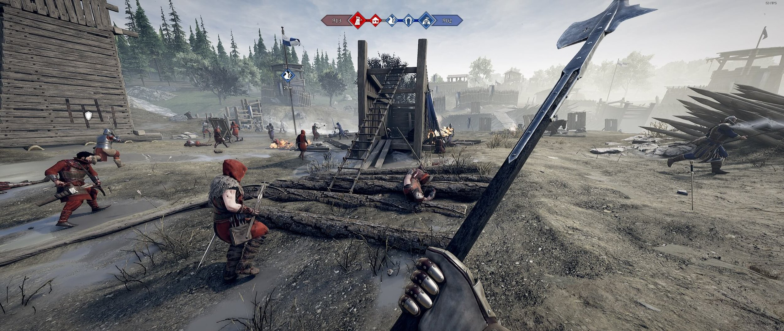 The Best Fov Field Of View For Mordhau Esports Tales