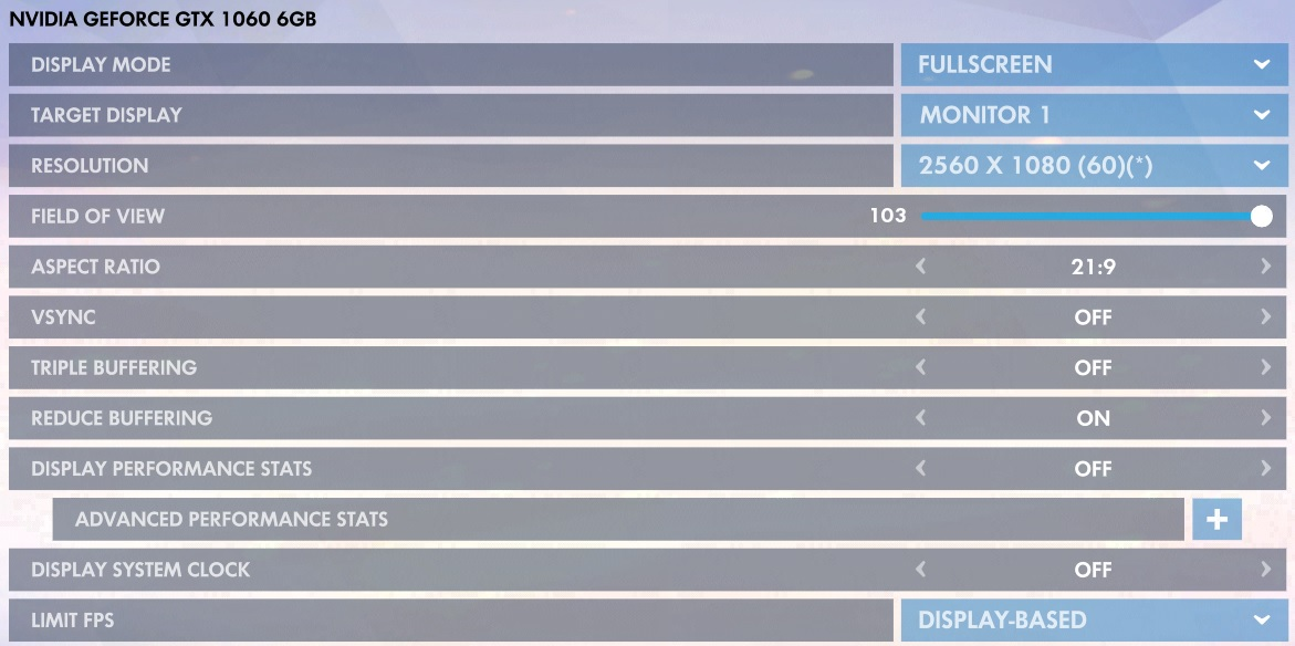 How to increase FPS in Overwatch: video options | Esports Tales