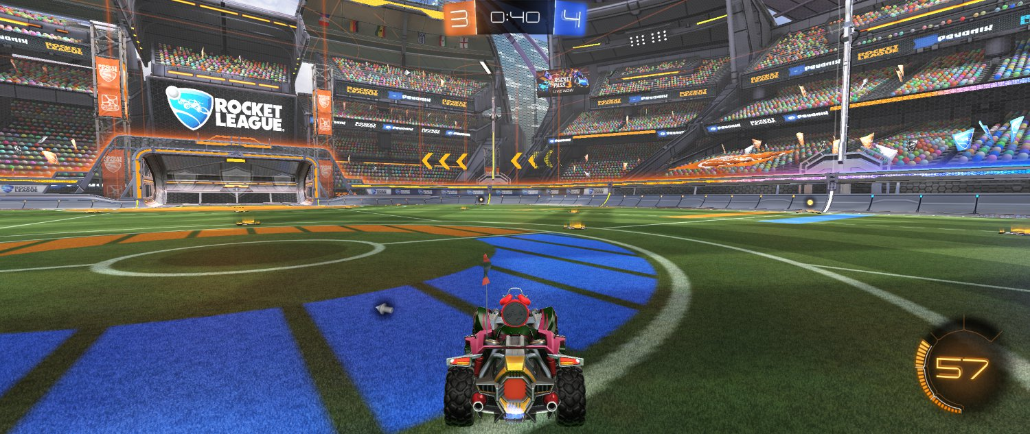 How to increase fps in Rocket League: TASystemSettings and