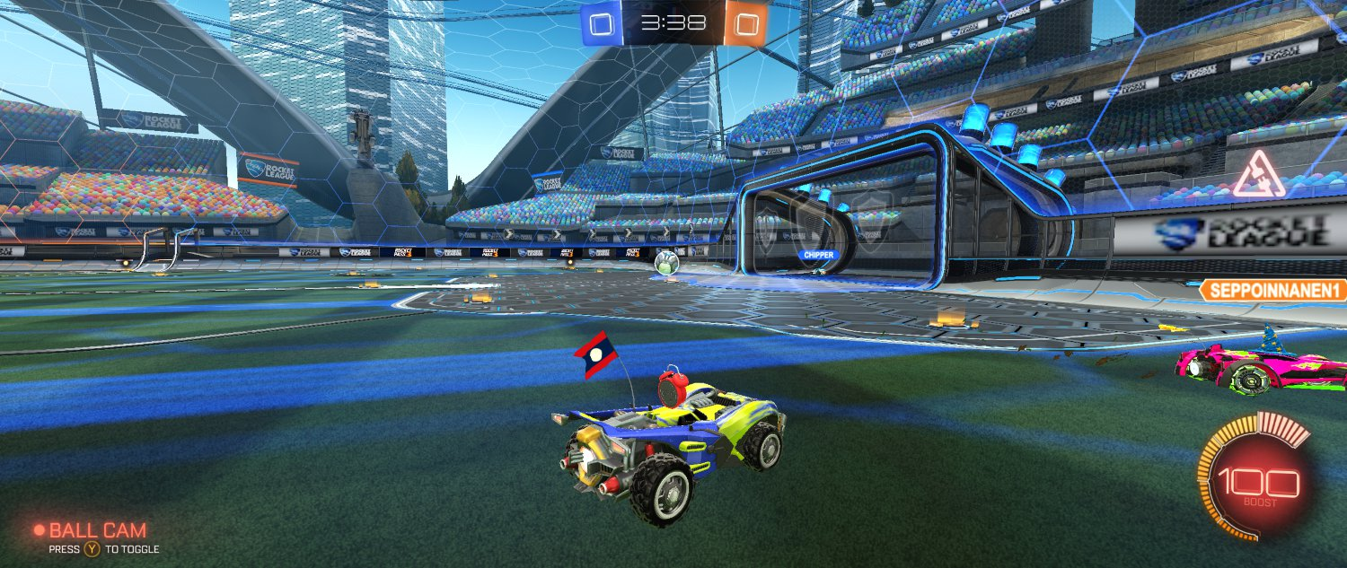How to increase fps in Rocket League: TASystemSettings and video