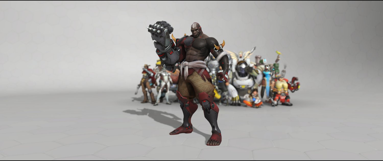 Carbon Fiber front epic skin Doomfist Overwatch.jpg