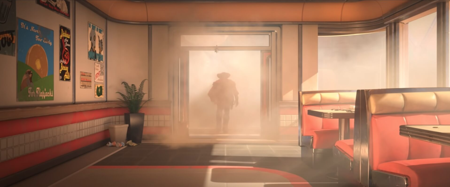 "McCree - Overwatch Animated Short ""Reunion"" - Blizzard"