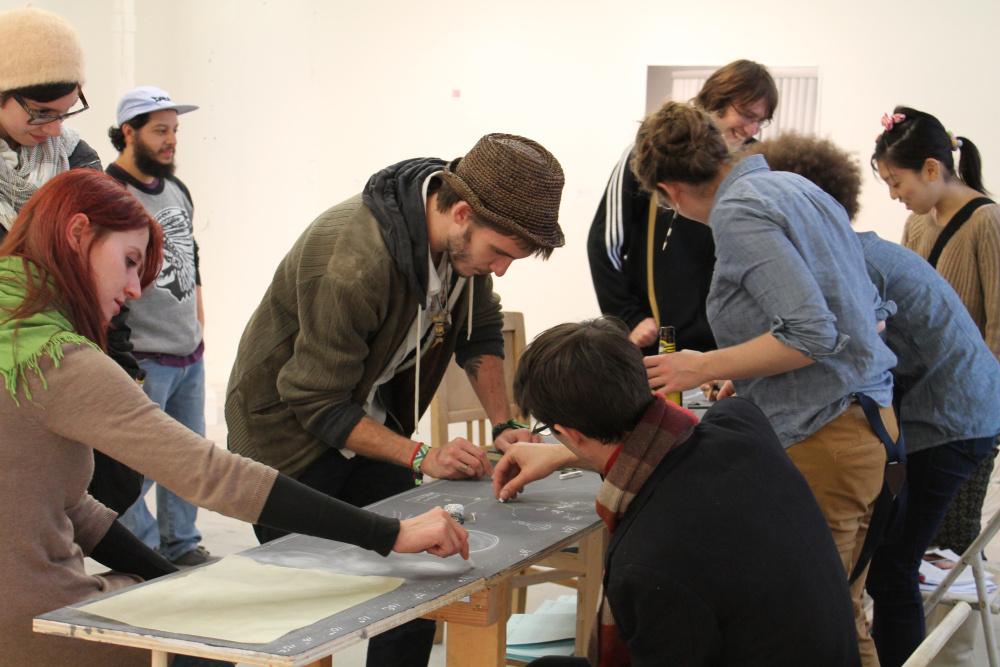 MDW Fair 2012 - November 9 - 11, 2012MANA CONTEMPORARY CHICAGO